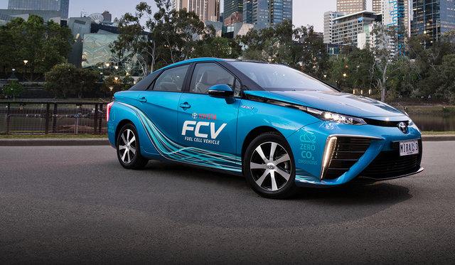 Toyota Mirai review: A quick spin on Australian roads