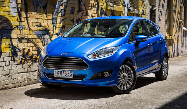 2016 Ford Fiesta Sport review