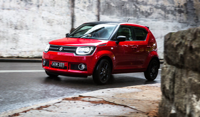 2017 Suzuki Ignis GLX auto review: Long-term report two – infotainment