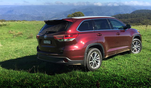 Road Trip: a country drive through the Southern Highlands in the 2017 Toyota Kluger GXL