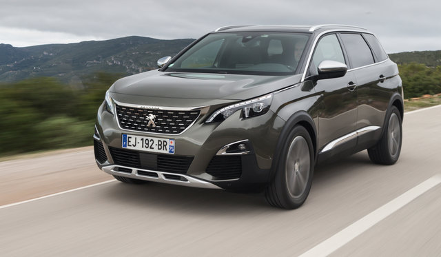 2018 Peugeot 5008 review