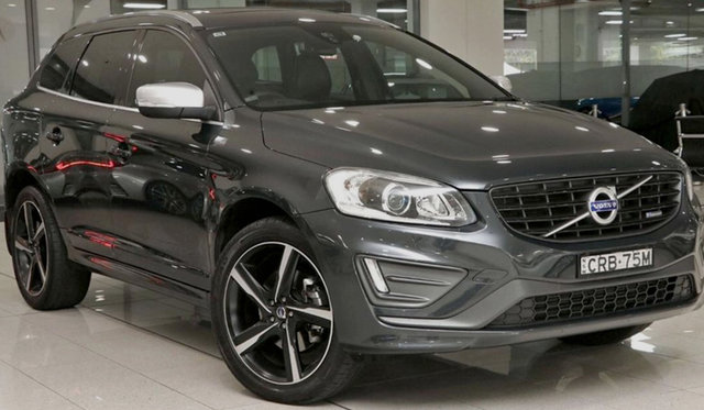 2013 Volvo XC60 T6 R-Design review