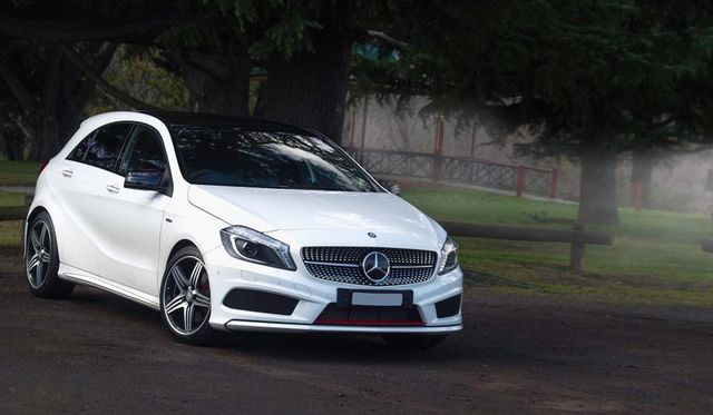 2015 Mercedes-Benz A250 Review