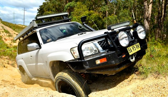 2005 Nissan Patrol Review