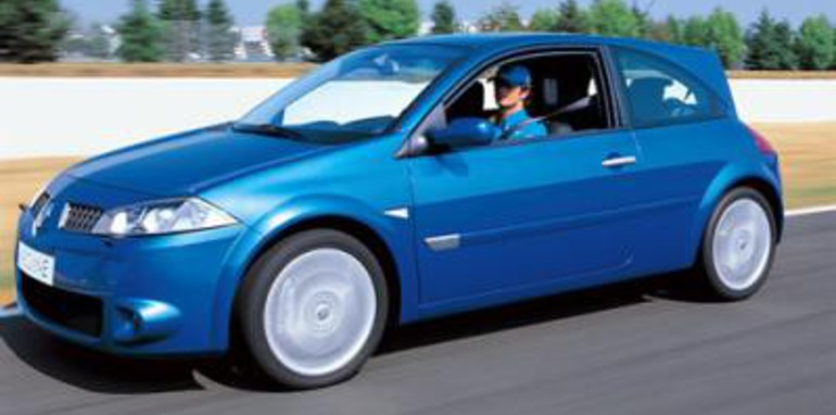 Renault Megane Sports Turbo