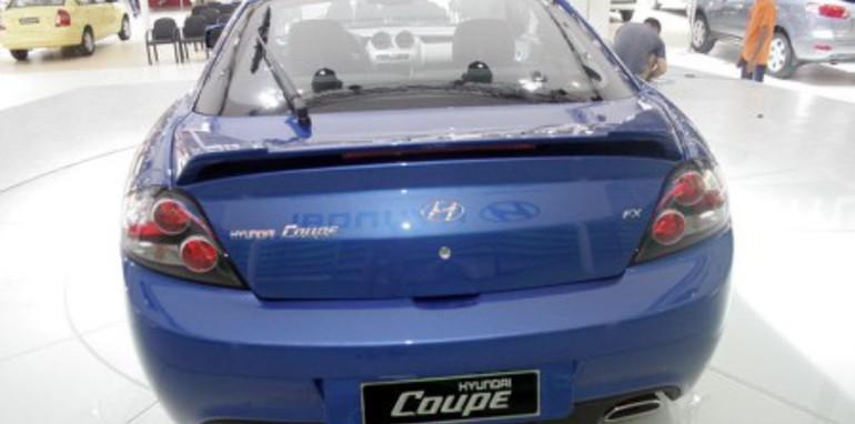 Hyundai Tiburon 2007