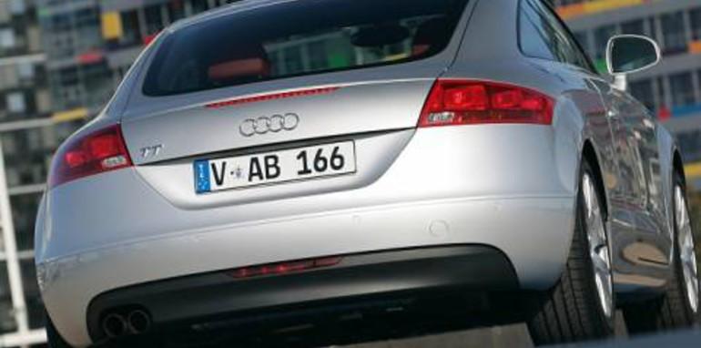 Audi TT 2007 Coupe
