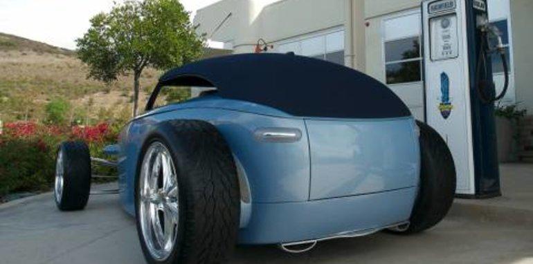 Caresto V8 Speedster Rear