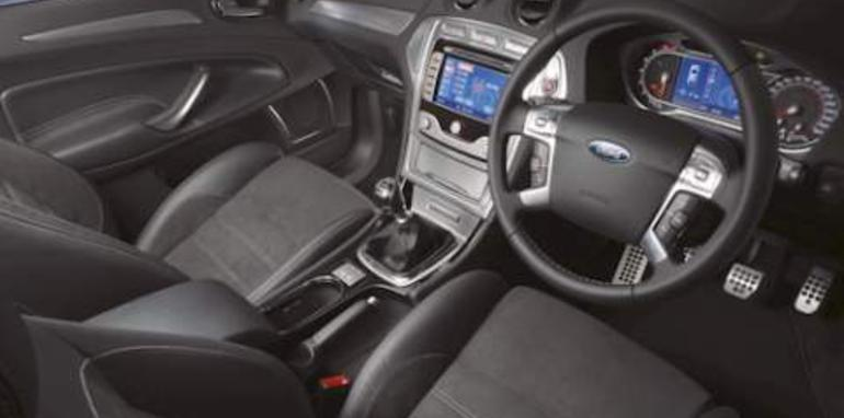 The New Ford Mondeo Interior