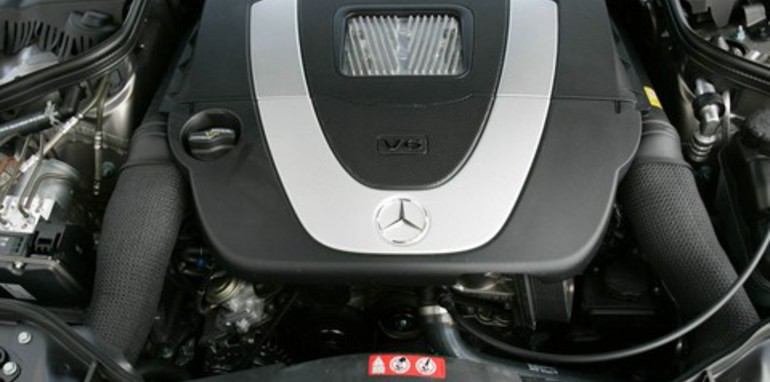 Merc Engine