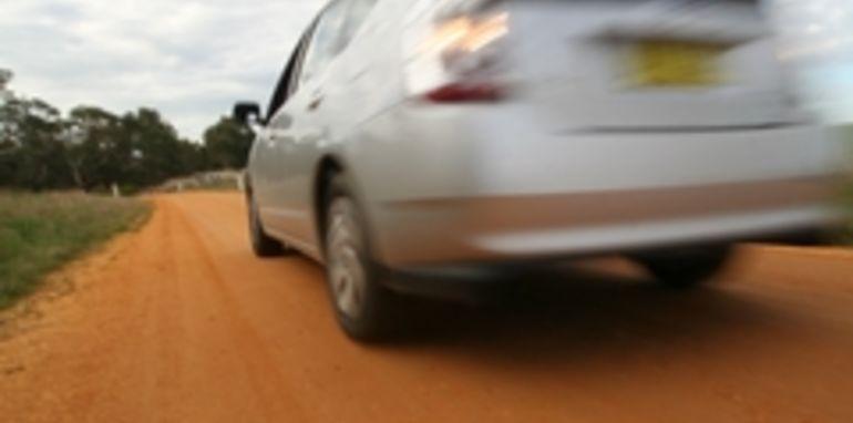 Toyota Prius i-Tech Front