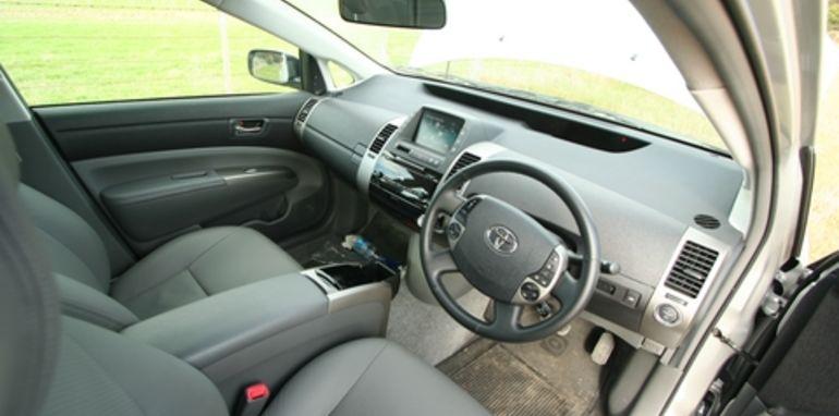 Toyota Prius i-Tech Interior