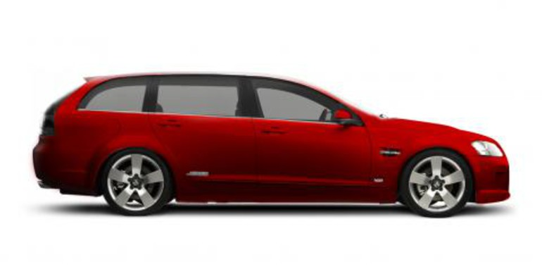 Holden VE SS Commodore Wagon