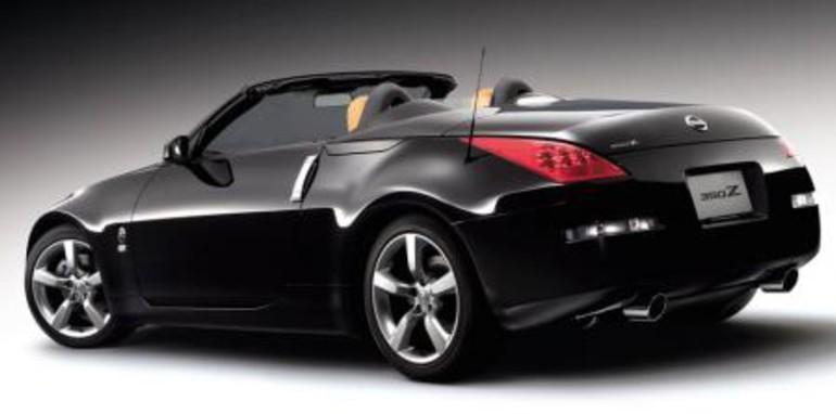 2007 Nissan 350Z Roadster Touring