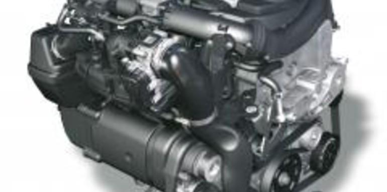 Golf GT Engine