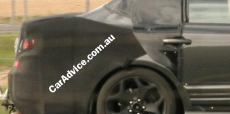 Ford Falcon Orion Spy Photos - CarAdvice