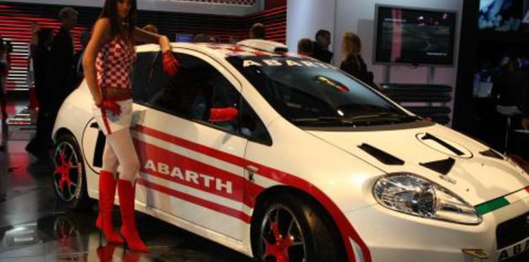 2008 Fiat Punto Sport 1 4 T Jet
