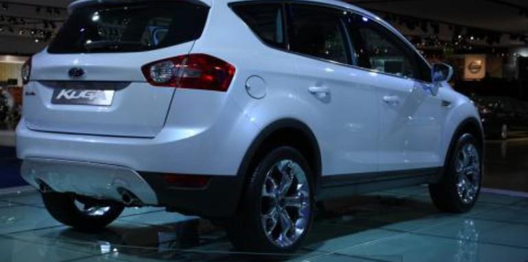 Ford Kuga Concept Frankfurt Motor Show