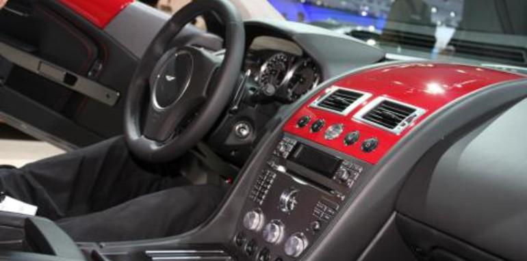 Aston Martin DB9 LM Frankfurt Motor Show