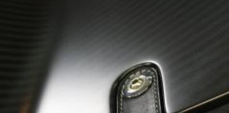 Pagani Zonda F Frankfurt Motor Show