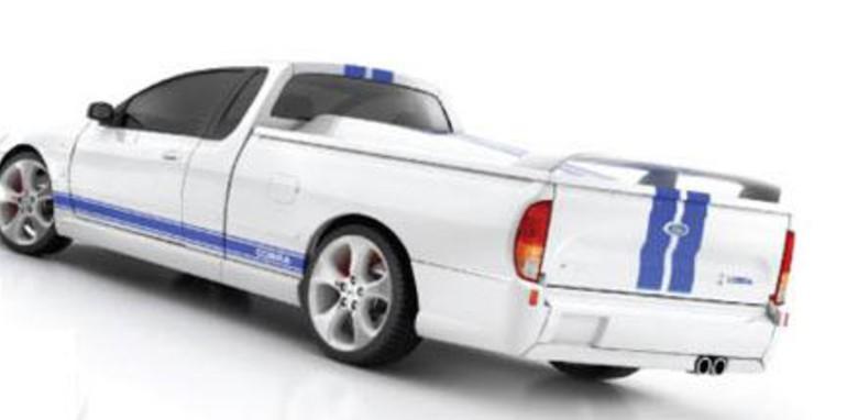 FPV GT Cobra 302kW RSpec Ute