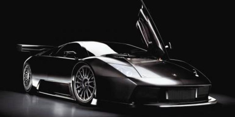 2008 Lamborghini Murciélago SV
