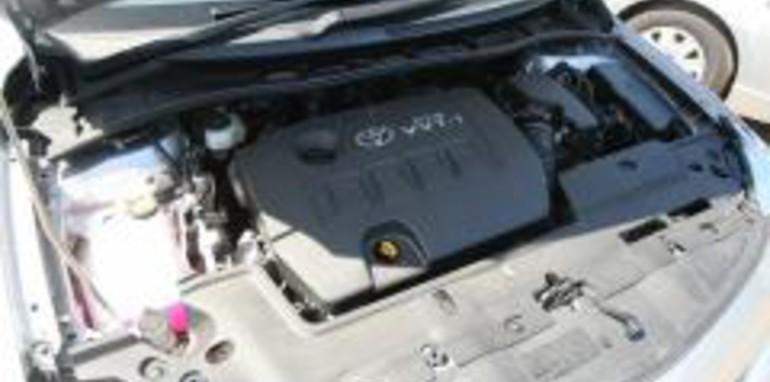 Toyota Corola Ascent Sedan Engine Bay