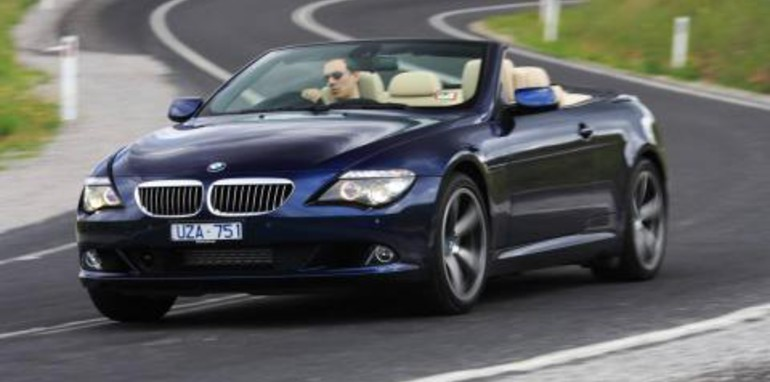 2008 BMW 6 Series Coupé & Convertible