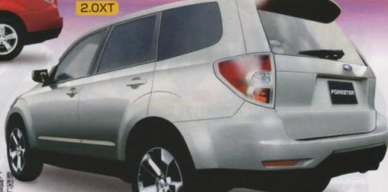 2008 Subaru Forester images
