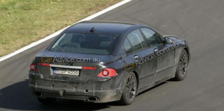 Next-generation BMW 7-Series spy photos