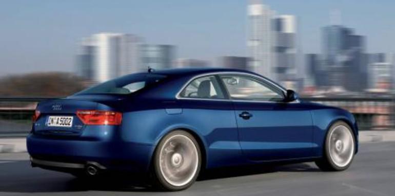 Audi A5 Coupe arrives in Australia