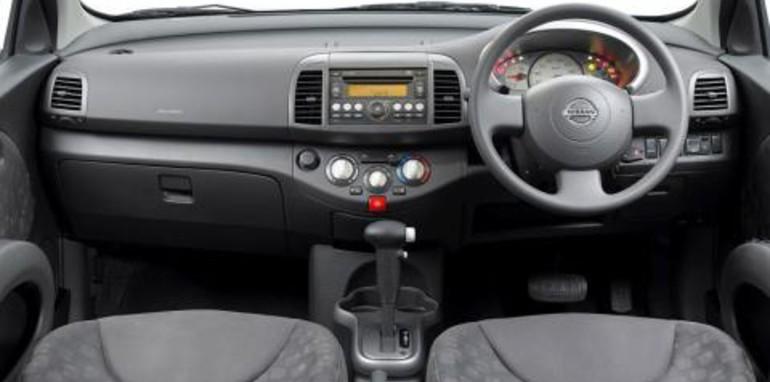 2008 Nissan Micra