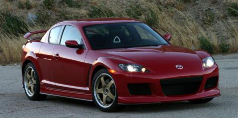 Is this the new RX-8?
