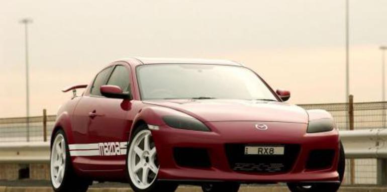 RX-8 Motorsport Concept