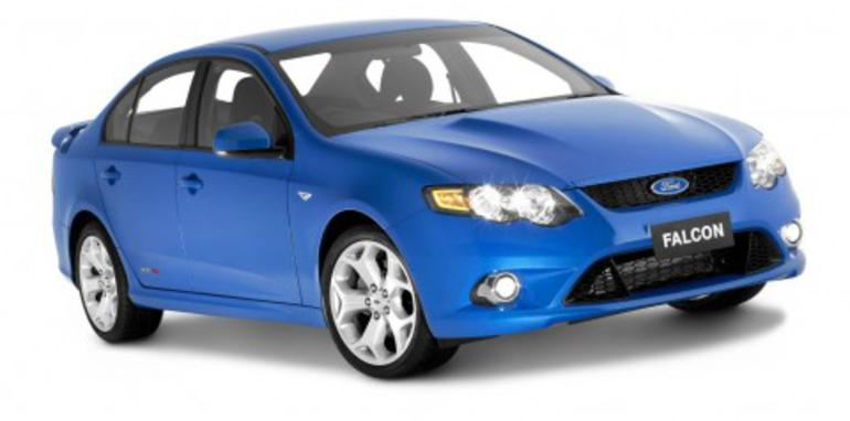 2008 Ford Falcon XR8 images