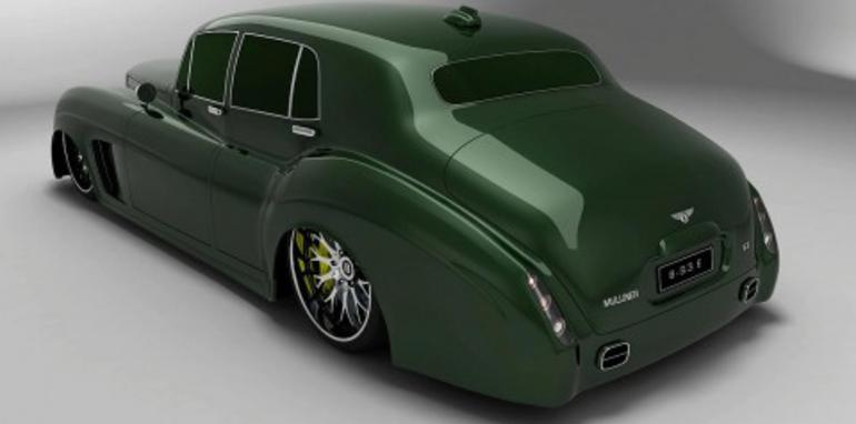 Bentley Boys S3 concept