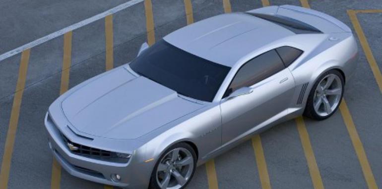 Chevrolet Camaro four-cylinder turbo