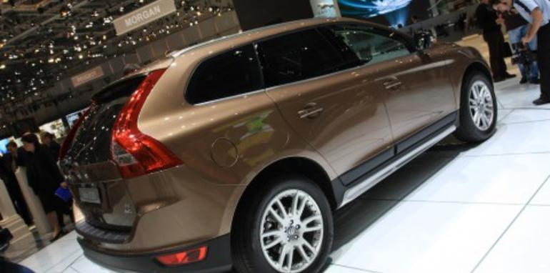 Volvo 2008 Geneva Motor Show