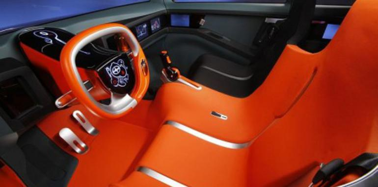 Scion Hako Coupe concept