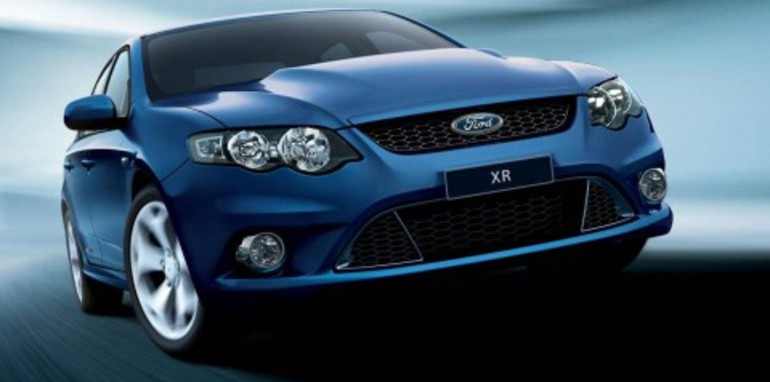 2008 Ford Falcon XR