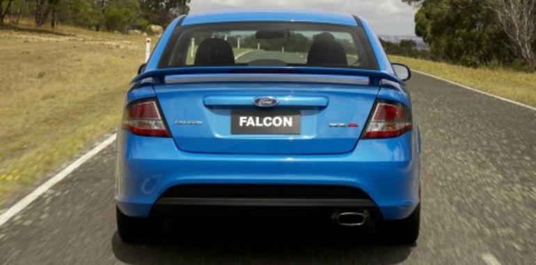2008 Ford Falcon