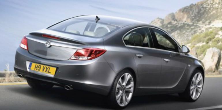 New Opel Insignia (Holden Vectra)