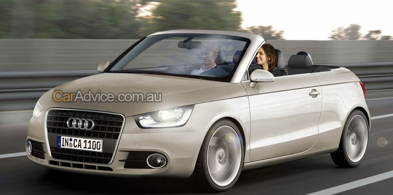 2009 audi a1 speedster cabriolet q1 cgi. Black Bedroom Furniture Sets. Home Design Ideas