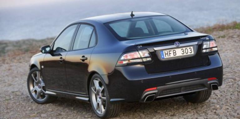Limited Edition Saab Turbo X