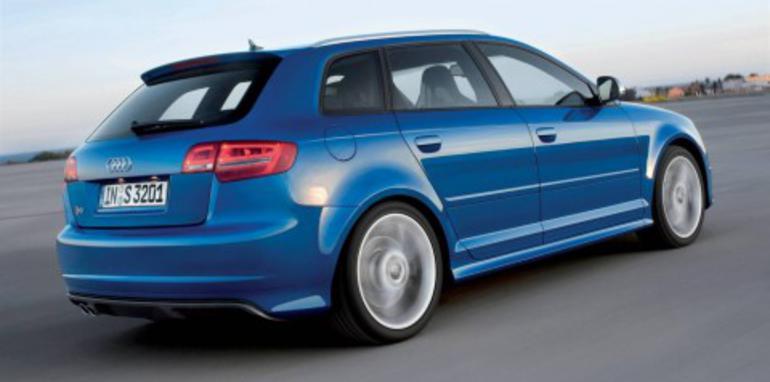 Audi S3 Sportback unveiled