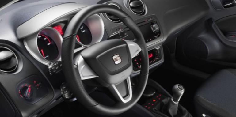 2008 SEAT Ibiza five-door hatch