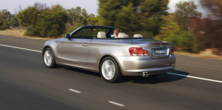 BMW 1 Series Convertible arrives