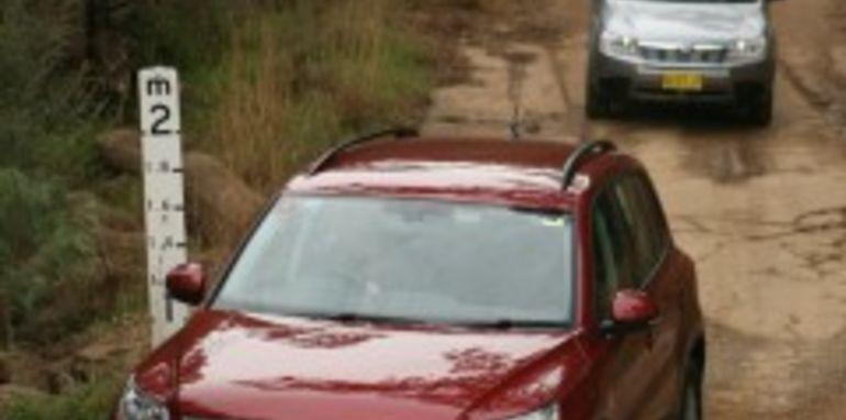 SUV Comparo