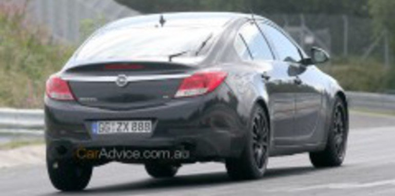 Spied: Insignia OPC at the Ring