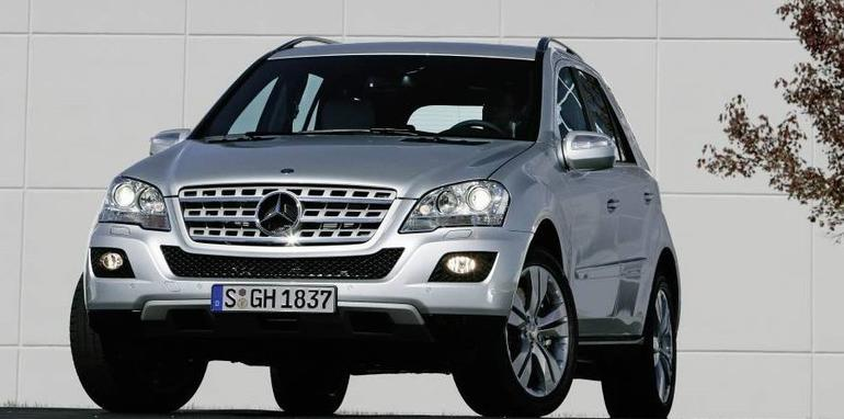 2009 mercedes benz m class specifications pricing for Mercedes benz suv 2009 price